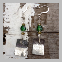 GREEN-BEAD-GYPSY-BOHO-EARRINGS