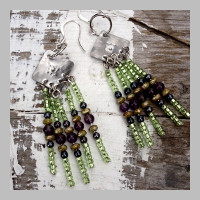 STAMPED-METAL-SEED-BEAD-GYPSY-EARRINGS