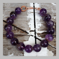 LARGE-AMETHYST-BEAD-HAMMERED-COPPER-YOGA-BRACELET